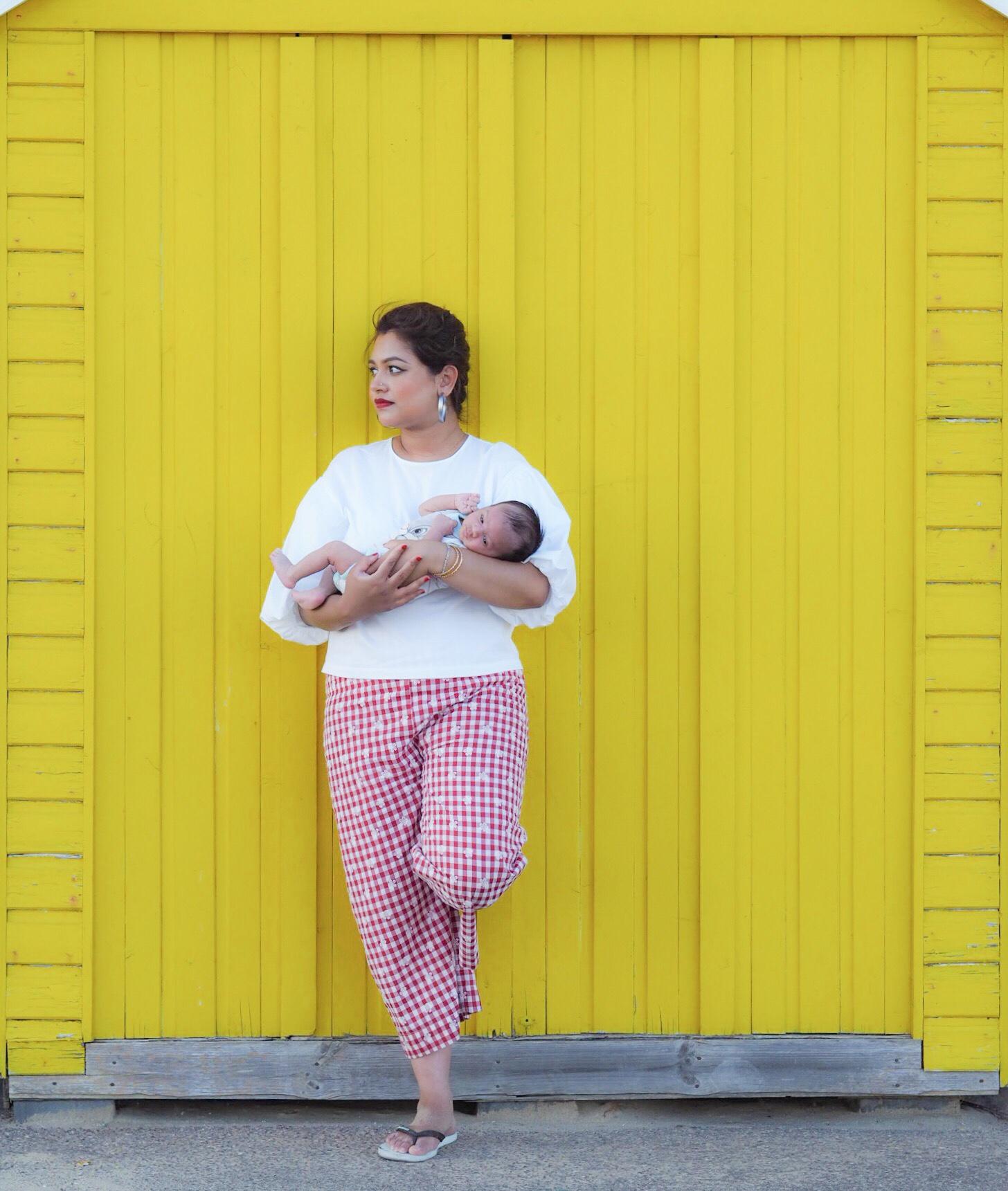 Motherhood: The First Month