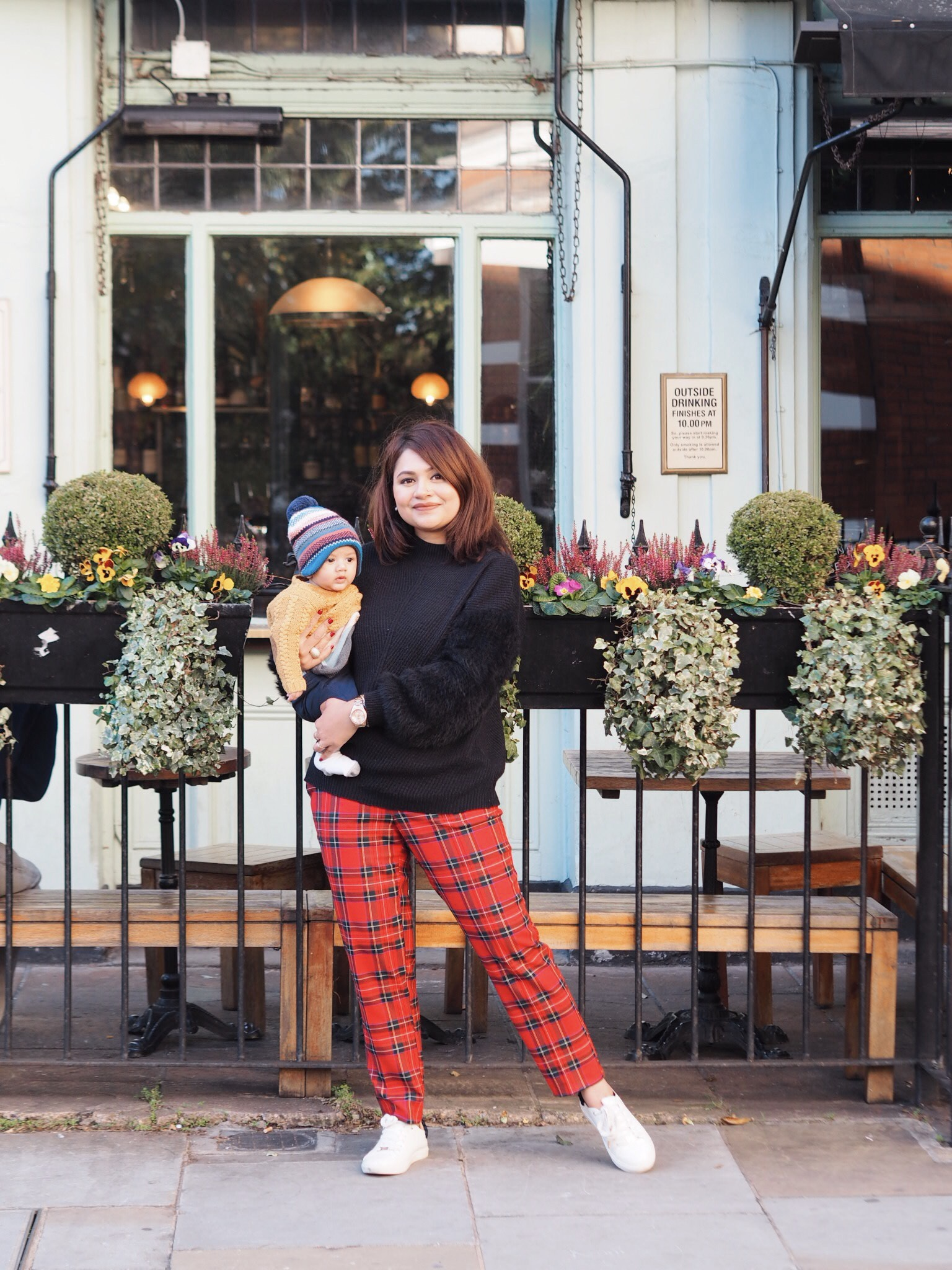 London Digest: Of Tartan Pants and Dishoom at Kensington