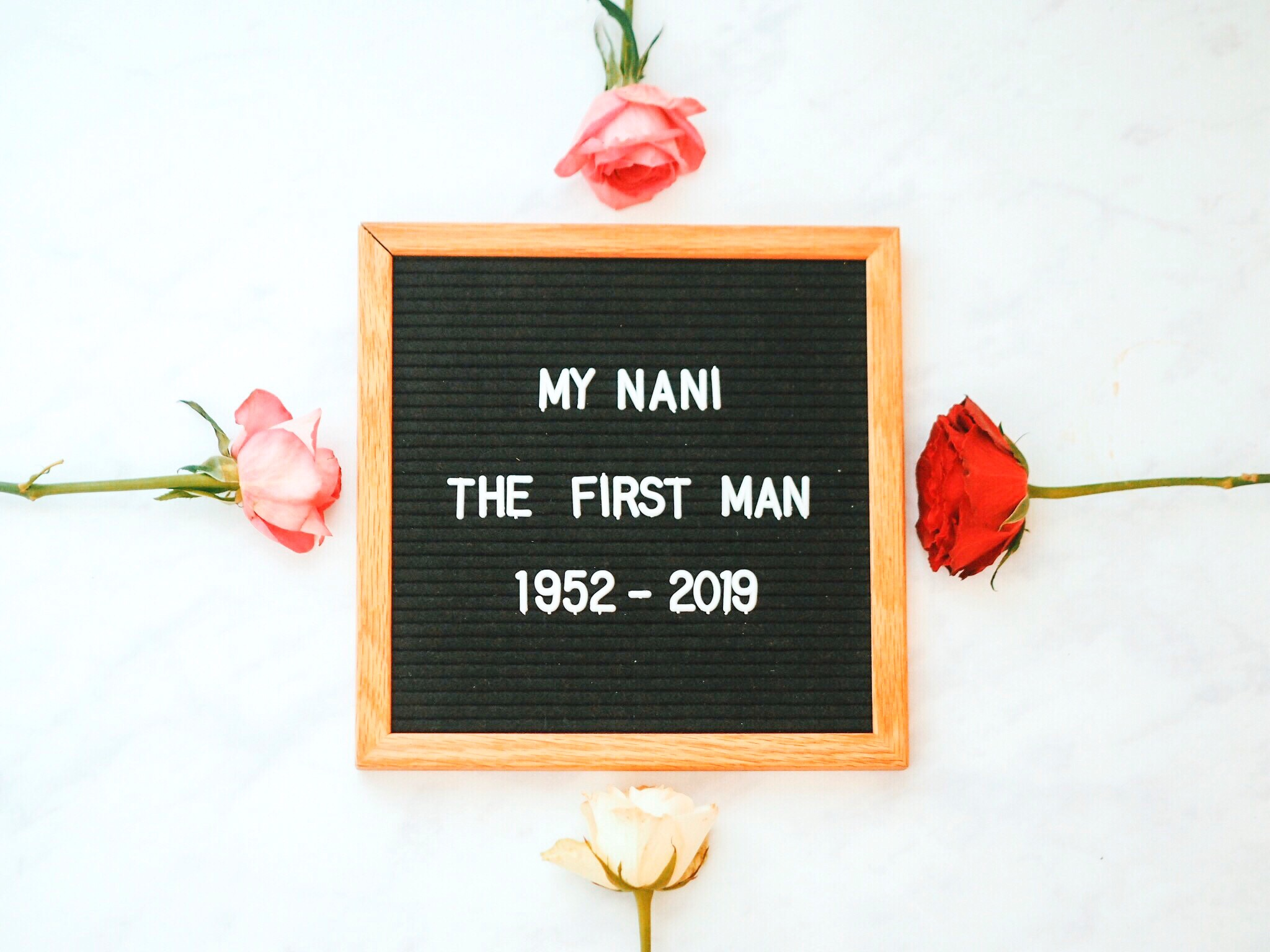 My Nani, The First Man
