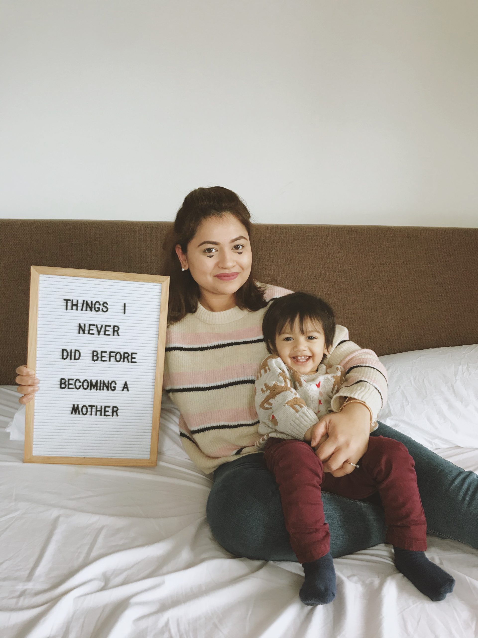 Things I Never Did Before Becoming a Mom